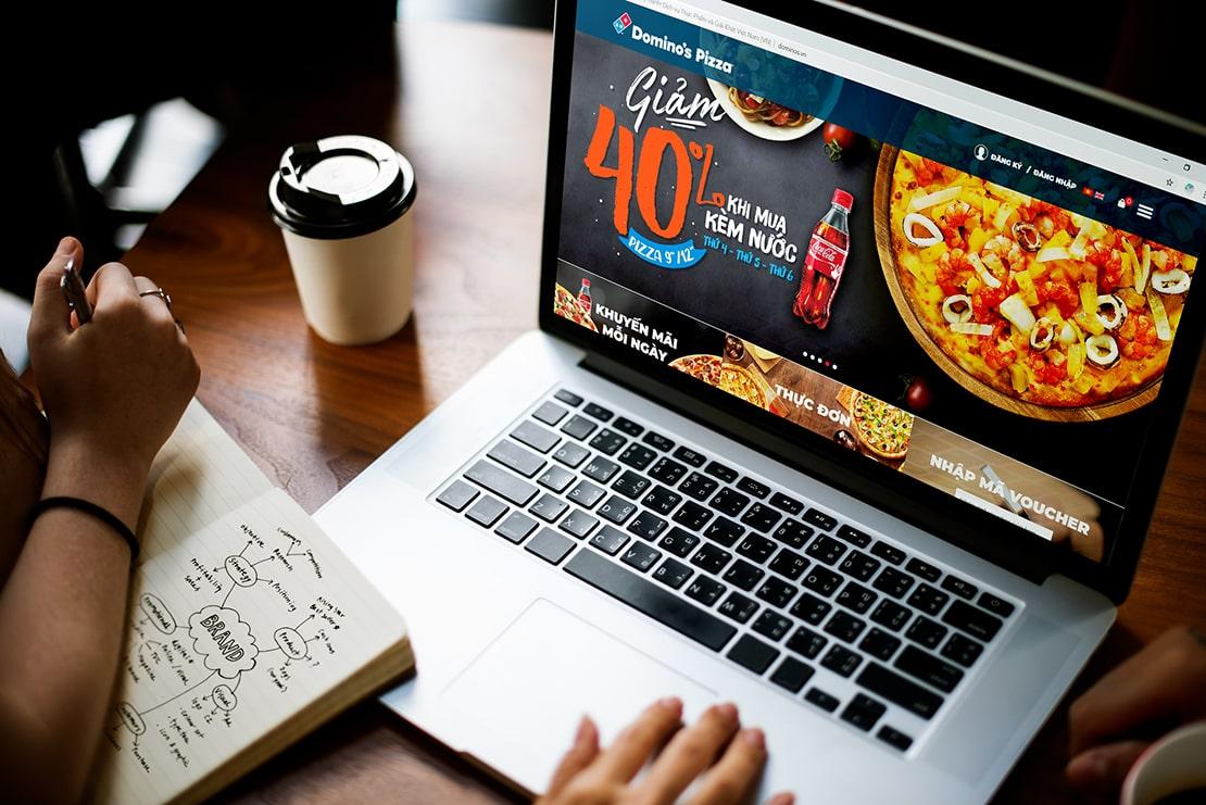 Thiết kế website mang lại nhiều lợi ích thiết thực cho các doanh nghiệp kinh doanh ngành nhà hàng, ăn uống